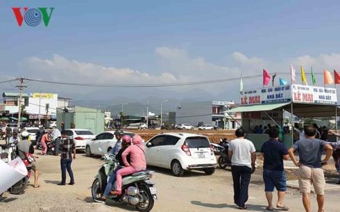 Sốt đất ở Quảng Nam làm tê liệt giải phóng mặt bằng các dự án công - Ảnh 2.