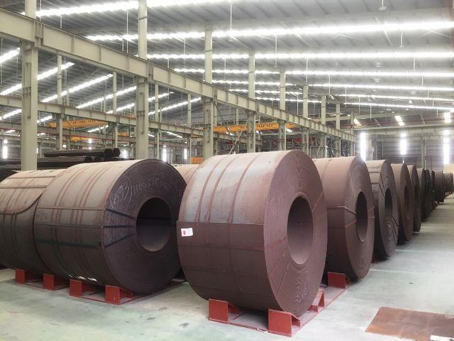 15.000 tấn tôn Việt Nam bước vào thị trường khó tính nhất thế giới - Ảnh 1.