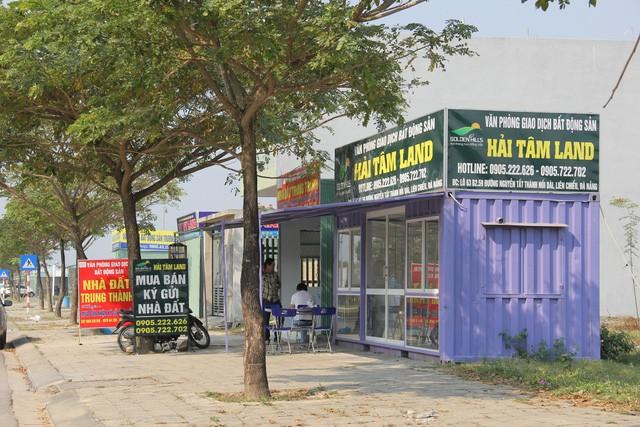 Trong cơn sốt đất quay cuồng, Đà Nẵng dẹp các ki-ot giao dịch bất động sản tự phát - Ảnh 1.