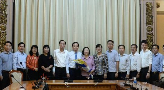 Phó Chủ tịch HĐND TP HCM Trương Thị Ánh nhận quyết định nghỉ hưu - Ảnh 1.
