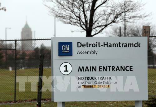 General Motors công bố kế hoạch đầu tư 1,8 tỷ USD tại Mỹ - Ảnh 1.