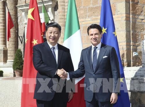 Đằng sau việc Italy tham gia sáng kiến Vành đai và con đường - Ảnh 1.