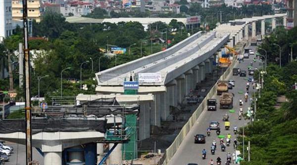 Thiếu vốn, đường sắt Nhổn - Ga Hà Nội lùi tiến độ thêm 4 năm  - Ảnh 1.