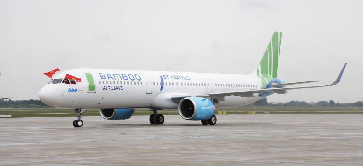 Bamboo Airways FLC