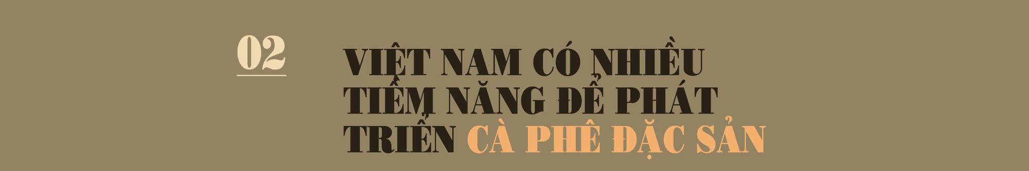 [eMagazine] Cà phê đặc sản: Cửa ngách để nâng tầm cà phê Việt - Ảnh 7.