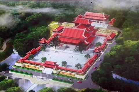 Vốn 1 tỷ, Ba Vàng Quảng Nam từng dự tính xây khu tâm linh 1.000 tỷ - Ảnh 1.