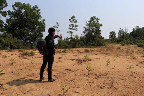 Vốn 1 tỷ, Ba Vàng Quảng Nam từng dự tính xây khu tâm linh 1.000 tỷ - Ảnh 2.