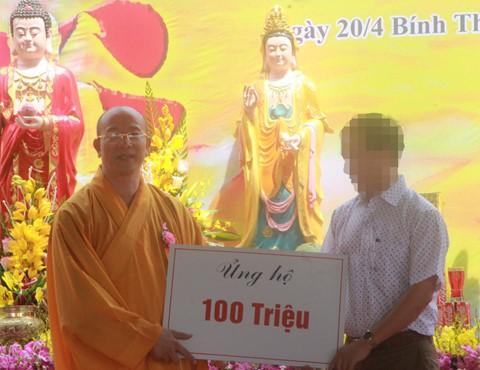 Vốn 1 tỷ, Ba Vàng Quảng Nam từng dự tính xây khu tâm linh 1.000 tỷ - Ảnh 3.