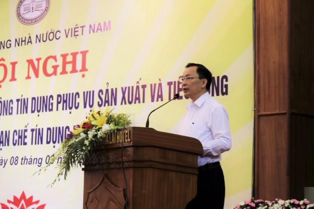 Phó Thống đốc Đào Minh Tú: Tín dụng đen khu vực Tây Nguyên còn diễn biến phức tạp - Ảnh 1.
