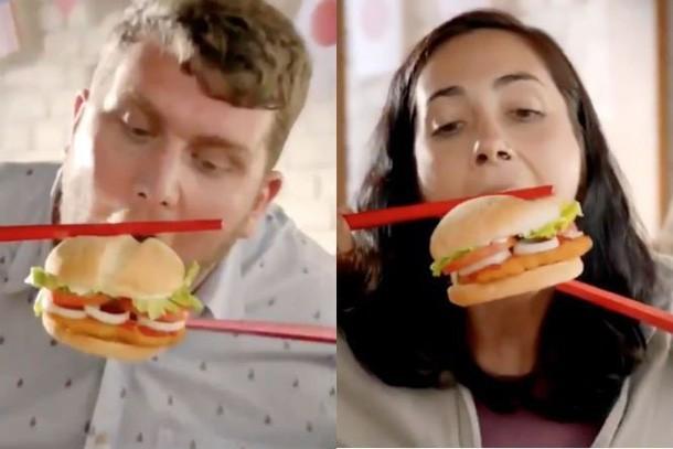 Không hết giận với cổng phụ, cộng đồng mạng trút giận lên cổng chính của Burger King - Ảnh 1.