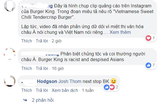 Không hết giận với cổng phụ, cộng đồng mạng trút giận lên cổng chính của Burger King - Ảnh 3.