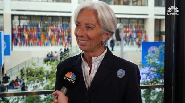 Tổng Giám đốc IMF: Tiền ảo đang rung chuyển hệ thống ngân hàng - Ảnh 1.
