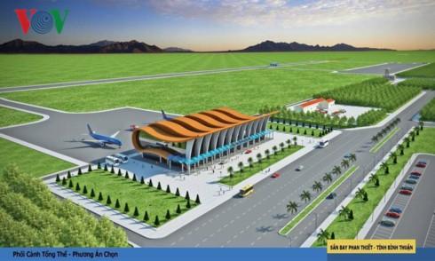 Dự án Sân bay Phan Thiết ra sao cùng cơn sốt đất? - Ảnh 5.