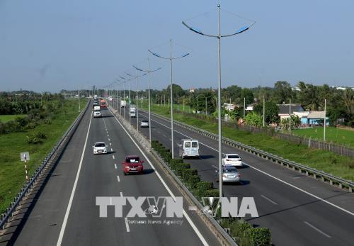 Cao tốc Trung Lương – Mỹ Thuận có thể thông tuyến cuối năm 2020 - Ảnh 1.