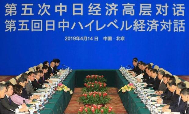 Quan hệ Trung Quốc-Nhật Bản đã quay trở lại quỹ đạo tốt đẹp - Ảnh 1.