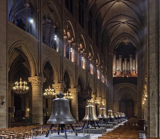 Những điều cần biết về Nhà thờ Đức Bà Paris - Ảnh 3.