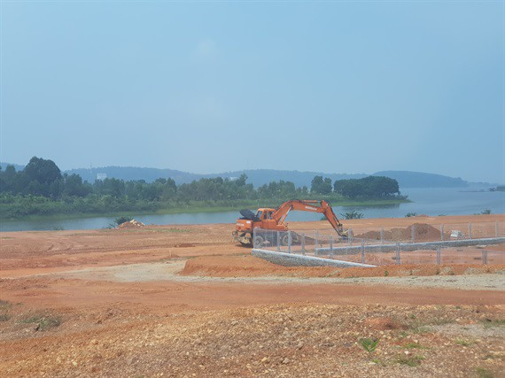Khuất tất thương vụ 165 tỷ đồng ở Sân golf Đại Lải: Bài 1 - Vụ mua bán qua mặt UBND tỉnh Vĩnh Phúc - Ảnh 3.