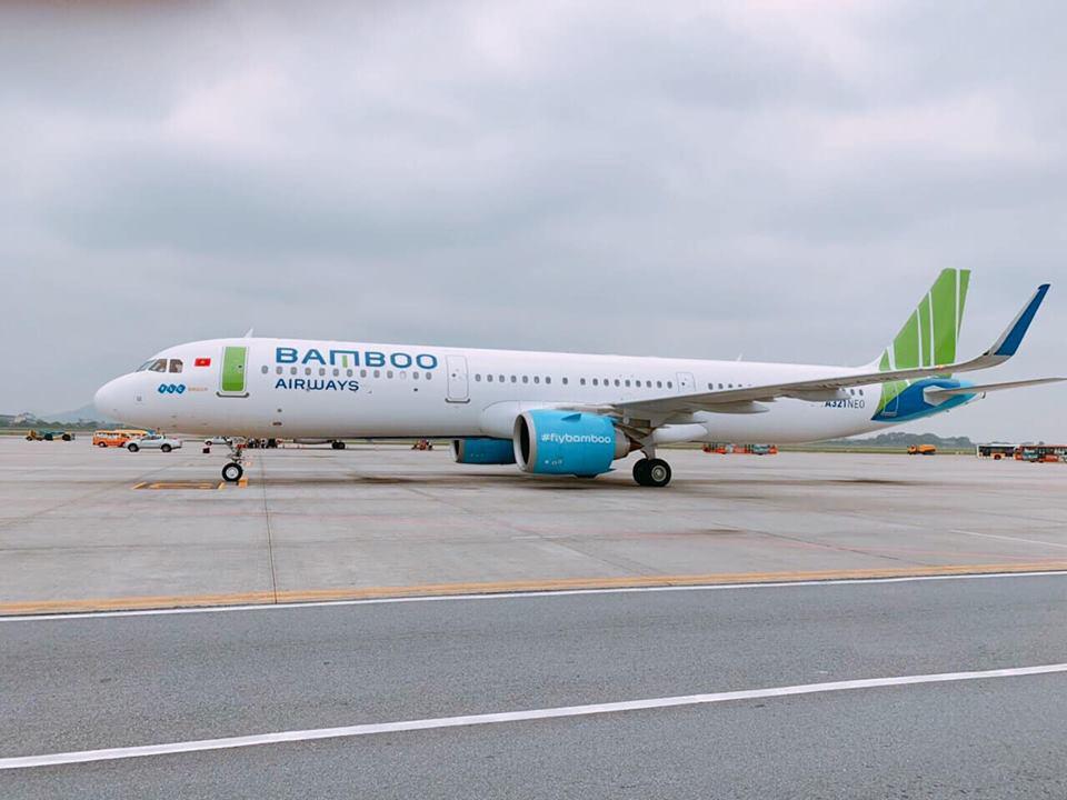 Bamboo Airways chuẩn bị mở đường bay đến thẳng châu Âu