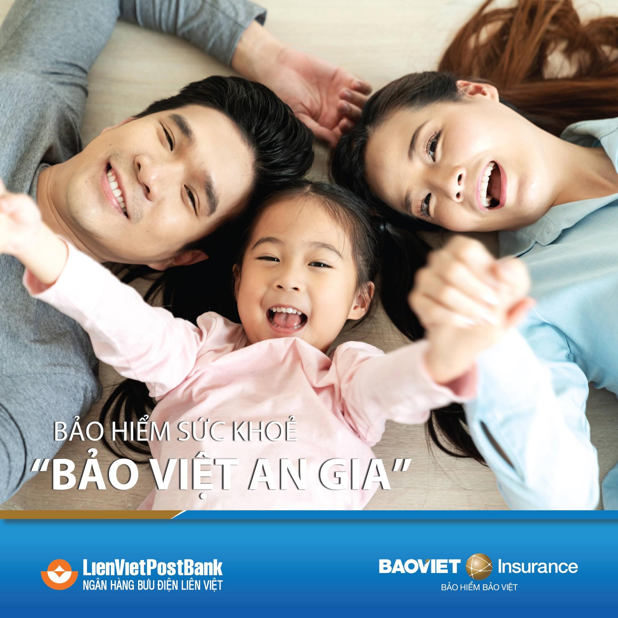 LienVietPostBank và Bảo hiểm Bảo Việt ra mắt bảo hiểm sức khỏe trực tuyến - Ảnh 1.