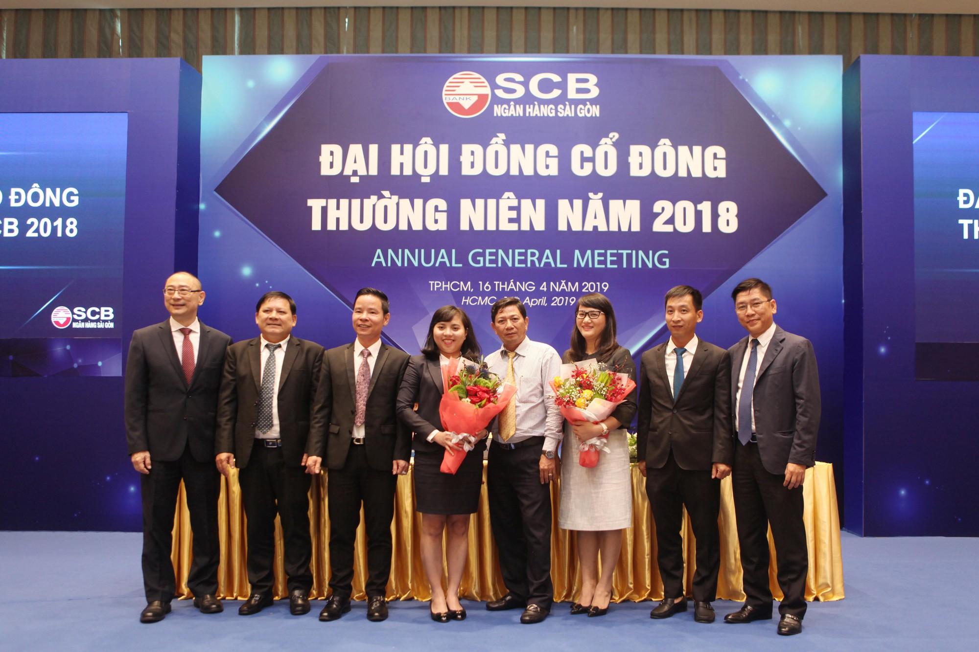 Hai nữ Phó Tổng Giám đốc 8x trúng cử vào HĐQT ngân hàng SCB - Ảnh 2.
