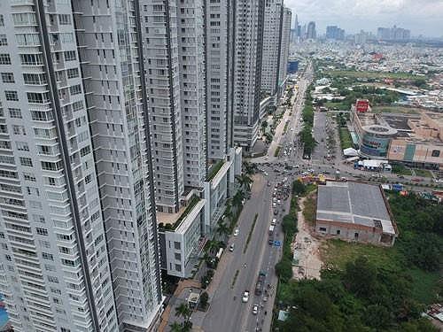 Tiếp tục siết cho vay mua nhà đất, căn hộ cao cấp trên 3 tỉ đồng - Ảnh 1.