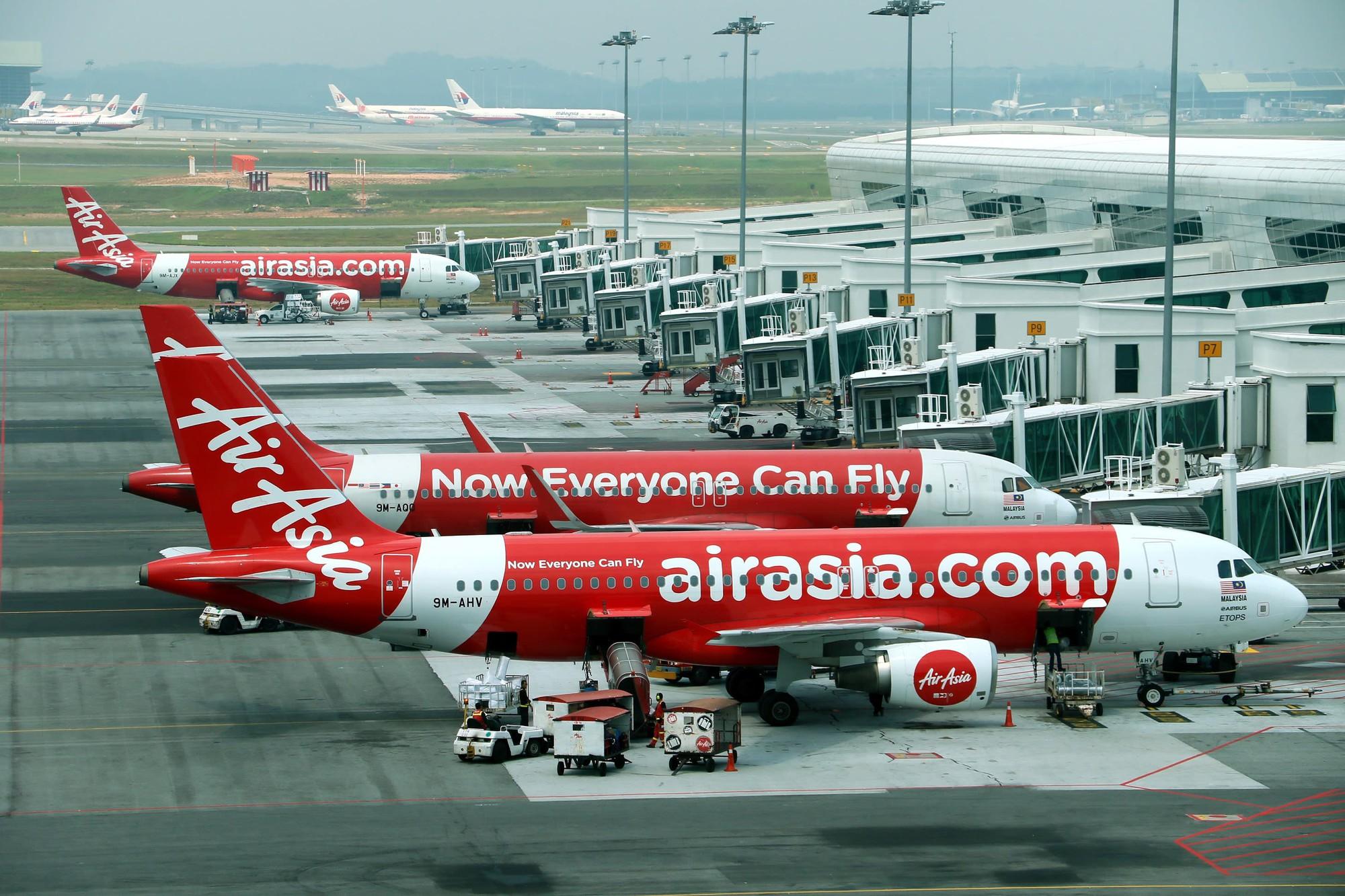 AirAsia chấm dứt liên doanh hàng không với Thiên Minh Group sau 5 tháng - Ảnh 1.