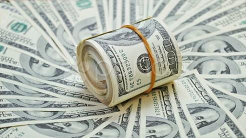 USD tăng giá mạnh với Euro, VietinBank tăng 9 đồng trên cả hai chiều - Ảnh 1.