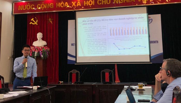 Việt Nam còn tâm lý thích tăng trưởng cao - Ảnh 1.