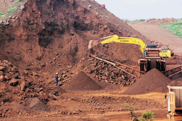 Giá thép xây dựng hôm nay (19/4): Giá quặng sắt giảm do nguồn cung dự kiến tăng - Ảnh 1.
