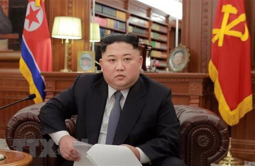 Nhà lãnh đạo Triều Tiên Kim Jong-un sẽ thăm Nga vào cuối tháng này - Ảnh 1.