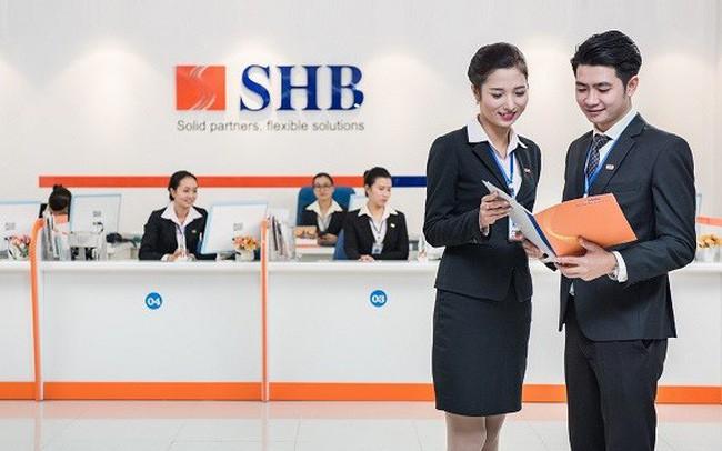SHB dự kiến tăng vốn lên 17.500 tỉ đồng, chia toàn bộ cổ tức năm 2017 và 2018 bằng cổ phiếu - Ảnh 1.