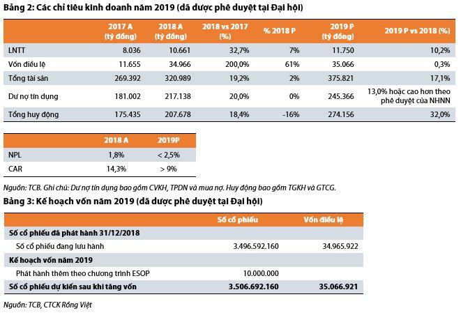VDSC: Định hướng kinh doanh hiện tại của Techcombank tiềm ẩn nhiều rủi ro - Ảnh 2.