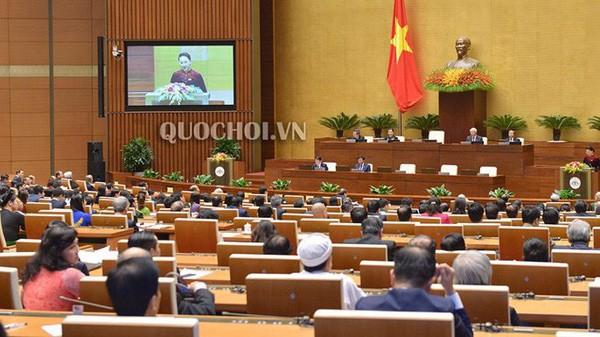 Rút Luật Đất đai sửa đổi tại kỳ họp Quốc hội thứ bảy - Ảnh 1.