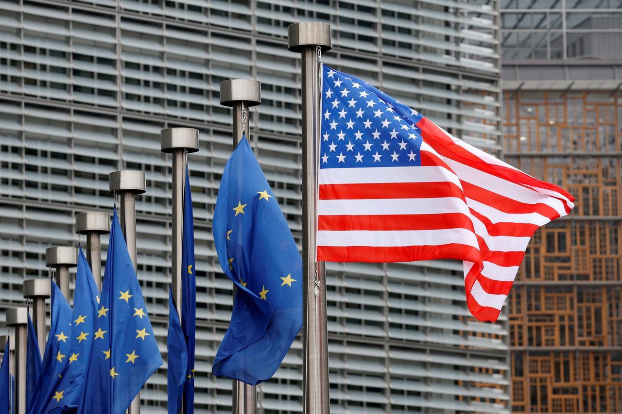EU công bố danh sách hàng hóa nhập khẩu Mỹ trị giá 20 tỉ USD có thể bị đánh thuế - Ảnh 1.
