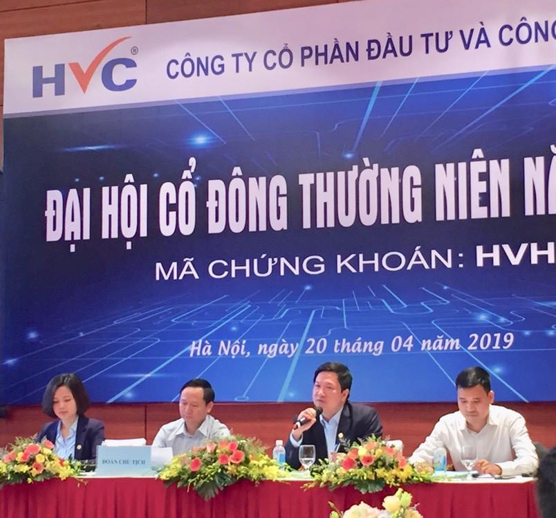 Tăng vốn 17 lần giai đoạn 2014 - 2017, HVC Group phát hành tối đa 150 tỉ đồng trái phiếu chuyển đổi năm 2019, bổ sung thành viên HĐQT từ Trung Quốc - Ảnh 4.