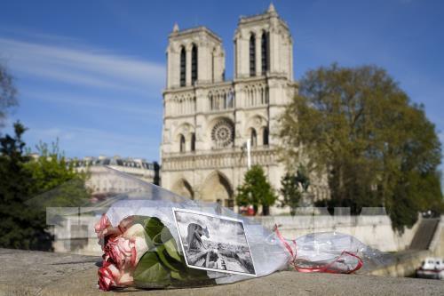 Quỹ phục dựng Nhà thờ Đức Bà Paris dưới cái nhìn đa chiều của báo giới - Ảnh 1.