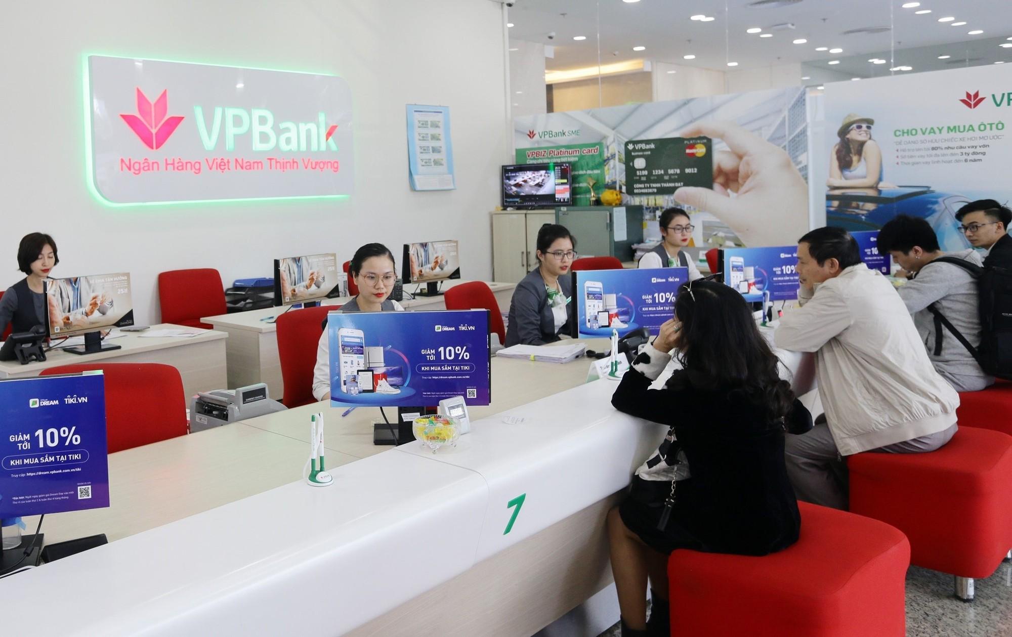 VPBank lãi trước thuế hơn 1.700 tỉ đồng quý I - Ảnh 1.