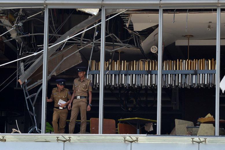Tổng Bí thư, Chủ tịch nước Nguyễn Phú Trọng gửi điện chia buồn với Sri Lanka - Ảnh 1.