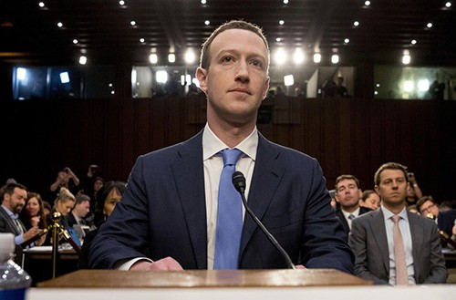 Mark Zuckerberg có thể bị giám sát đặc biệt - Ảnh 1.