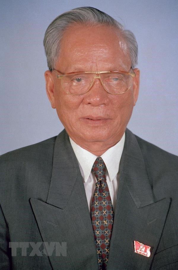 Tiểu sử Nguyên Chủ tịch nước, Đại tướng Lê Đức Anh - Ảnh 1.