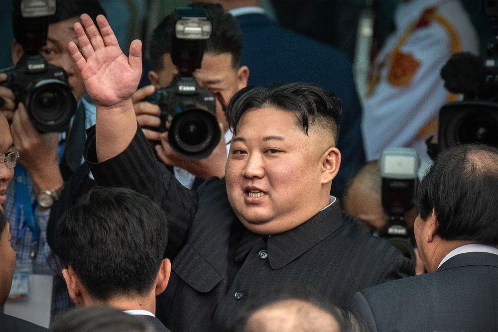 Nhà lãnh đạo Triều Tiên Kim Jong-un sẽ gặp Tổng thống Nga Vladimir Putin - Ảnh 1.