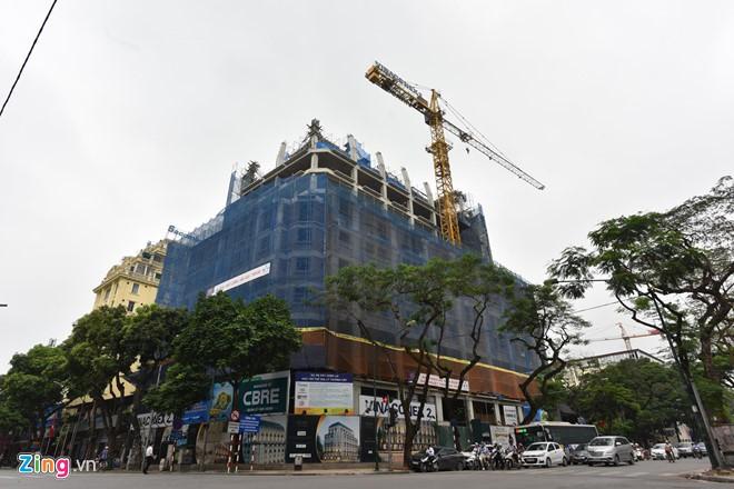 Gần 300 triệu đồng/m2 tại chung cư cũ cải tạo ở Hà Nội - Ảnh 1.