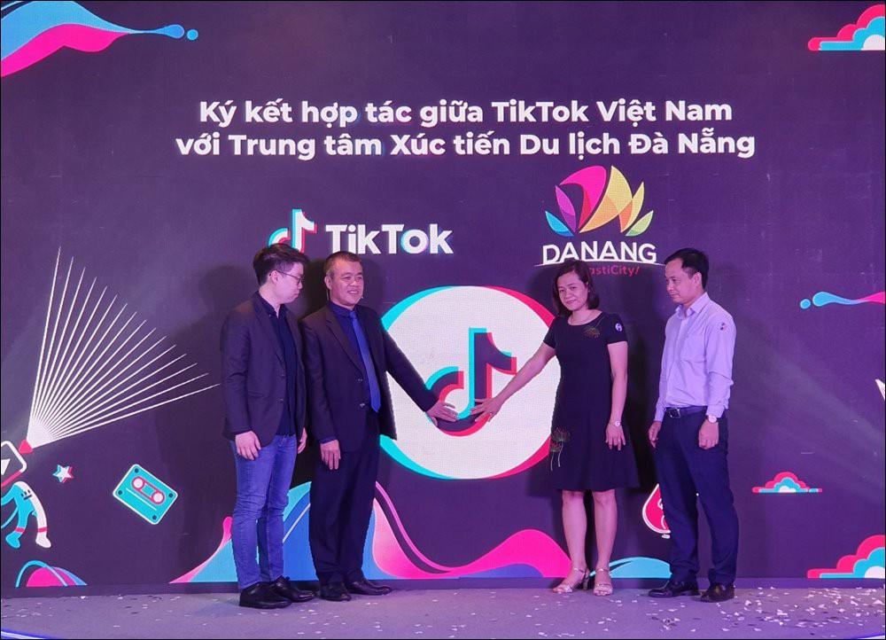 TikTok chính thức ra mắt Việt Nam, ký hợp tác với Đà Nẵng và VTVcab - Ảnh 1.