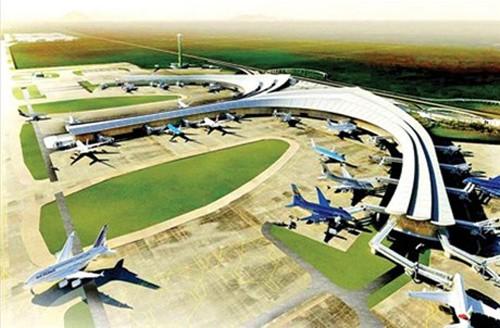 Đồng Nai cần hơn 400 tỉ đồng làm đường phục vụ xây sân bay Long Thành - Ảnh 1.