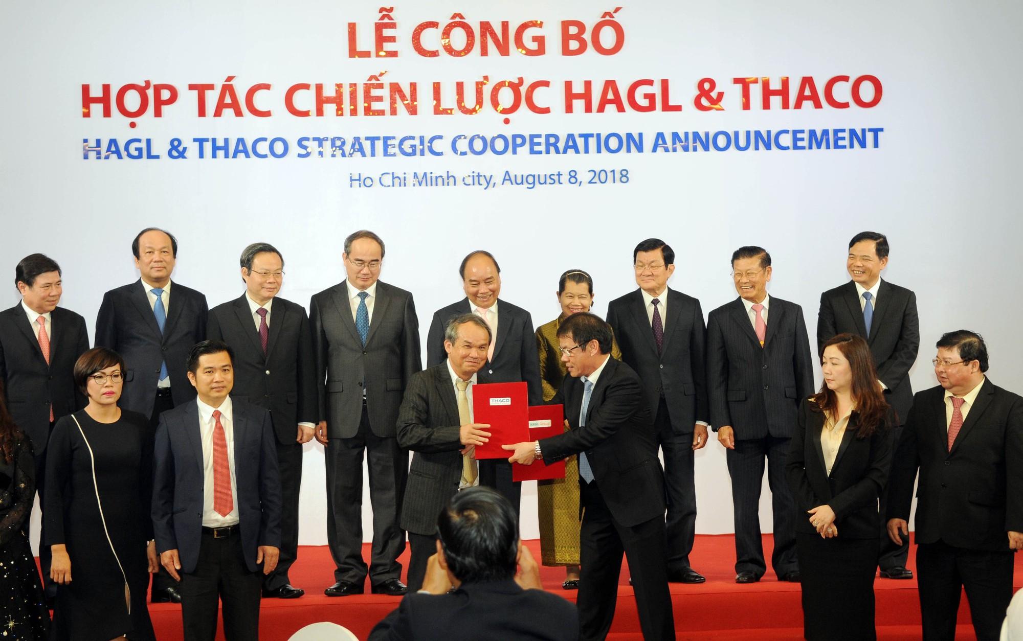 Hợp tác chiến lược Thaco - HAGL, những tiết lộ thú vị - Ảnh 1.