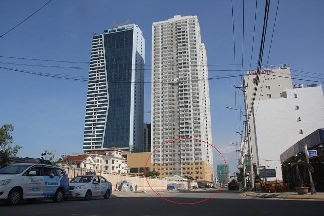 Đà Nẵng sẽ tháo dỡ phần sai phạm dự án khách sạn từ tháng 6 - Ảnh 2.