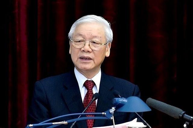 Bộ Ngoại giao thông tin về tình hình sức khỏe của Tổng Bí thư Nguyễn Phú Trọng - Ảnh 1.