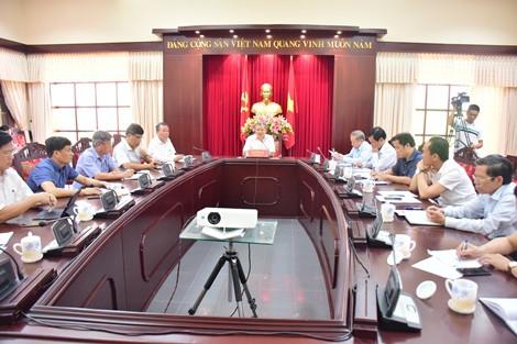 Thừa Thiên Huế bàn giao mặt bằng dự án mở rộng sân bay quốc tế Phú Bài 2.200 tỉ đồng - Ảnh 2.