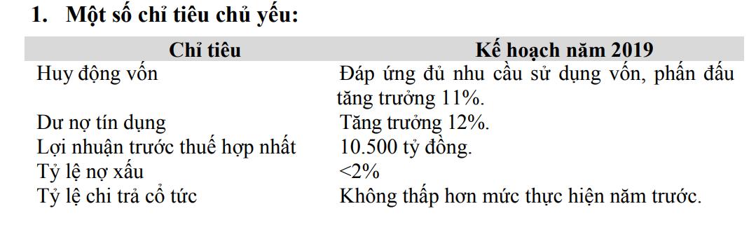 ĐHĐCĐ BIDV: Điều chỉnh giảm lãi 2019 còn 10.300 tỉ đồng do trích lập dự phòng, phát hành riêng lẻ cho KEB Hana Bank - Ảnh 4.