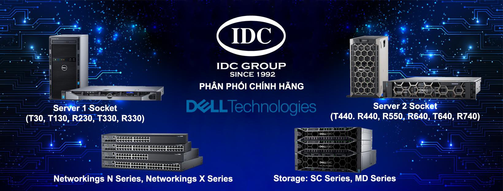IDC Group – Nhà phân phối sản phẩm Dell tăng trưởng nhanh nhất thị trường - Ảnh 1.